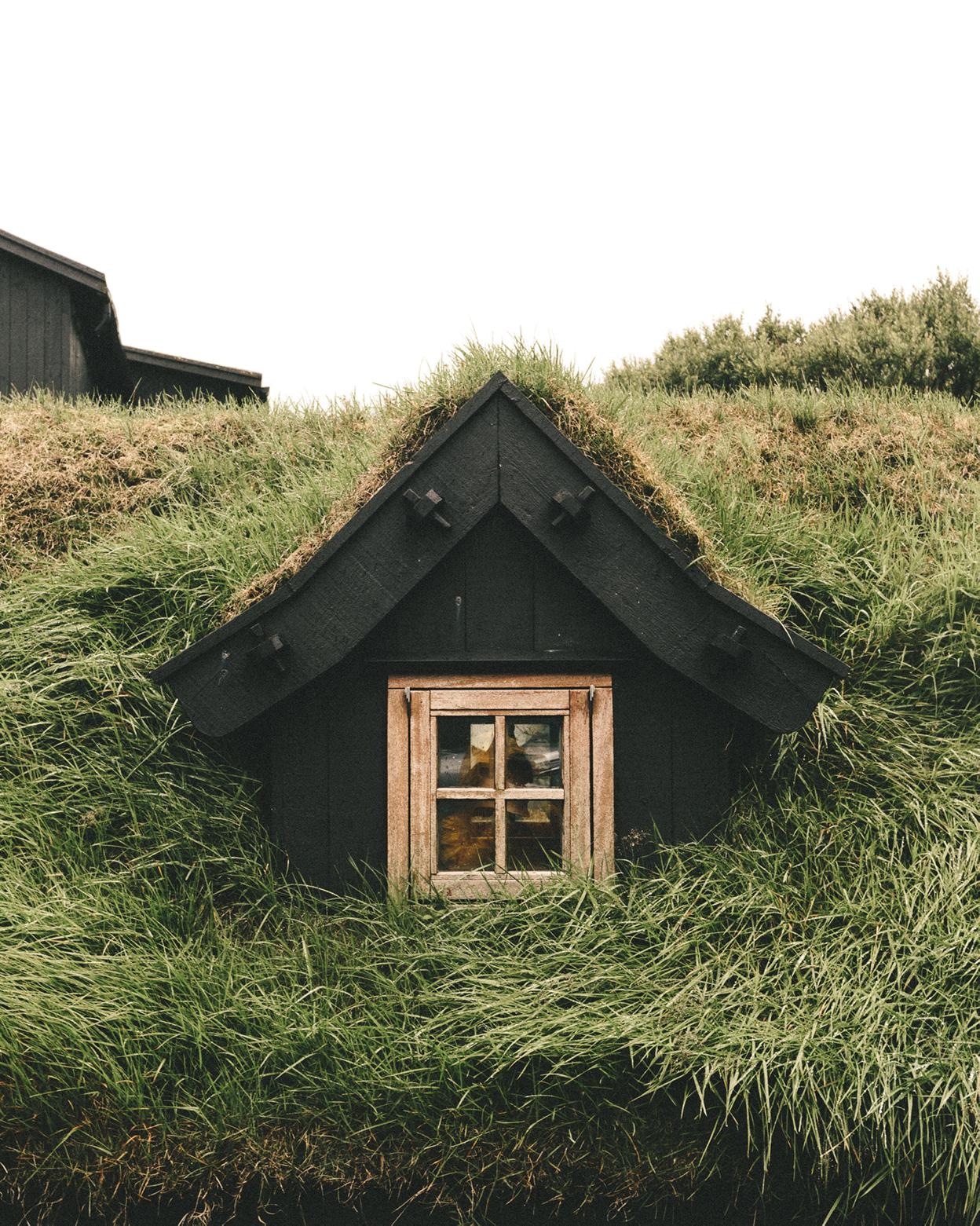 Huisje op de Faeröer