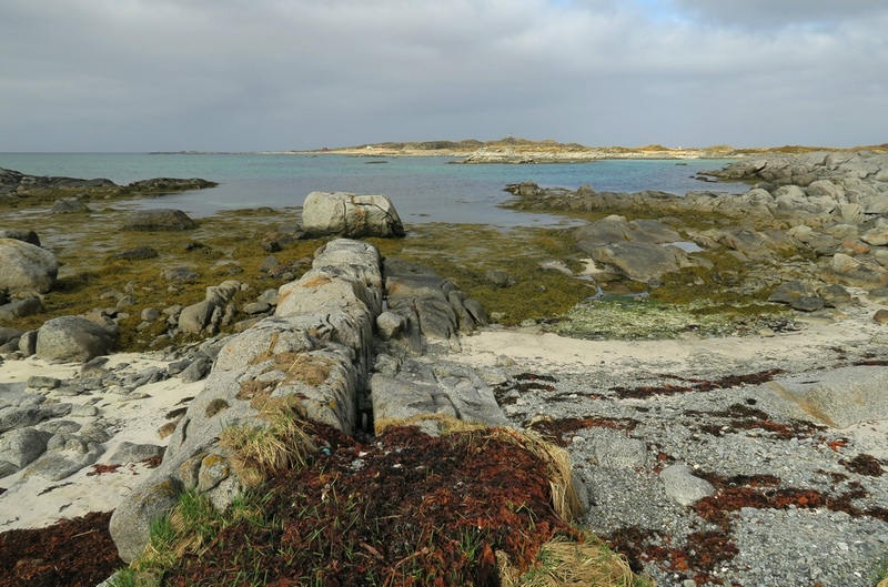 Langs oude visserspaden