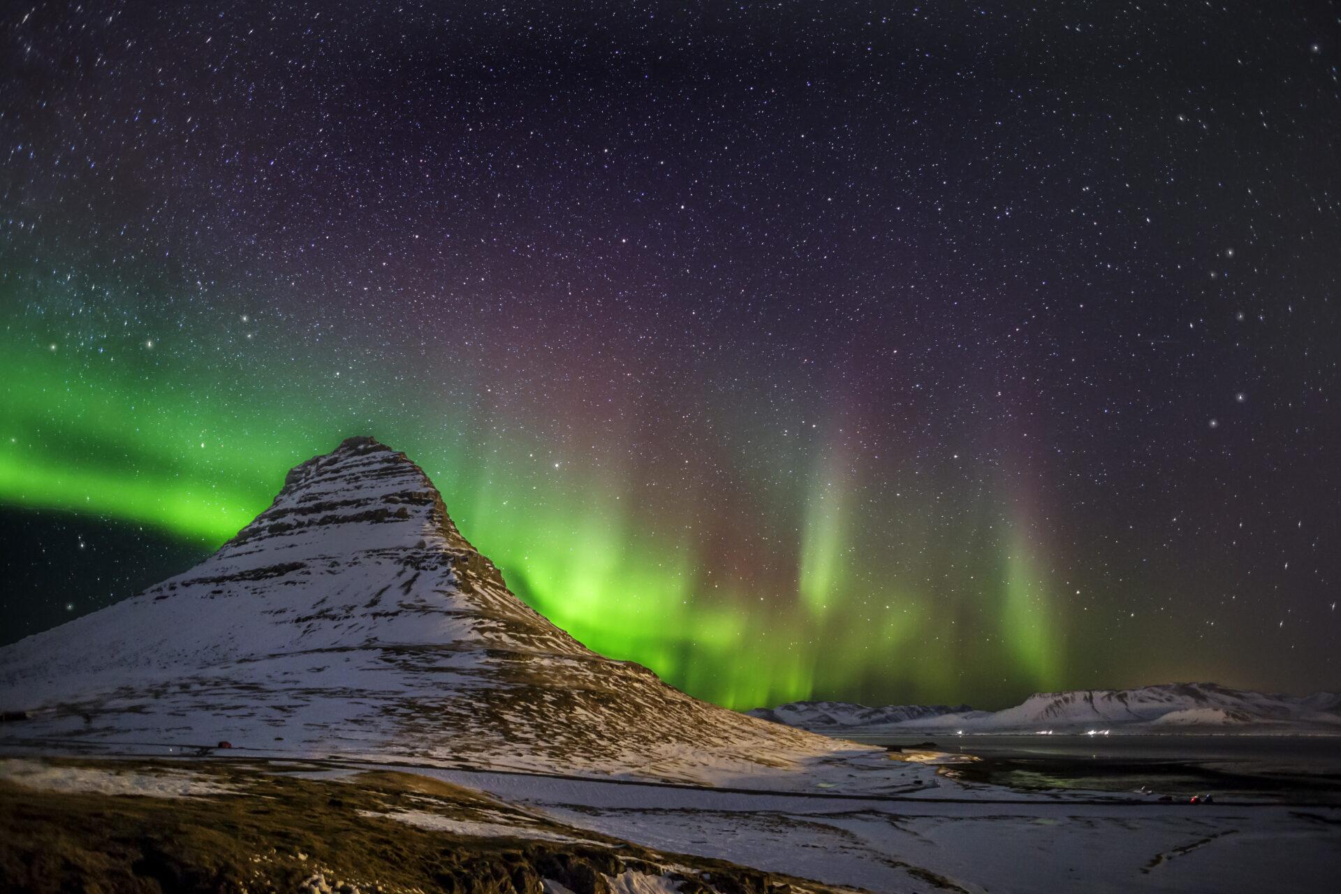 Noorderlicht Snaefellsnes