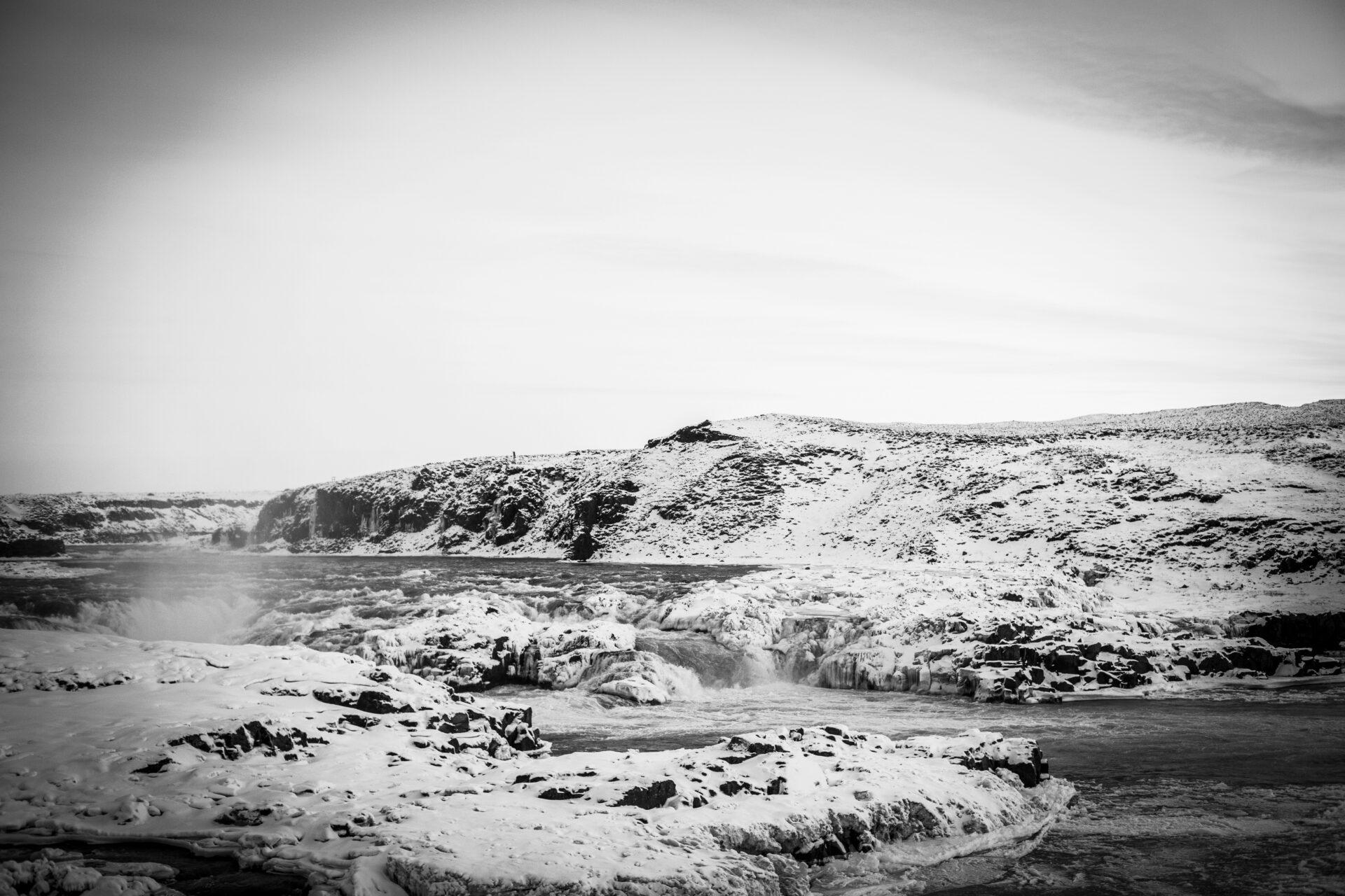 Zuid-IJsland in de winter