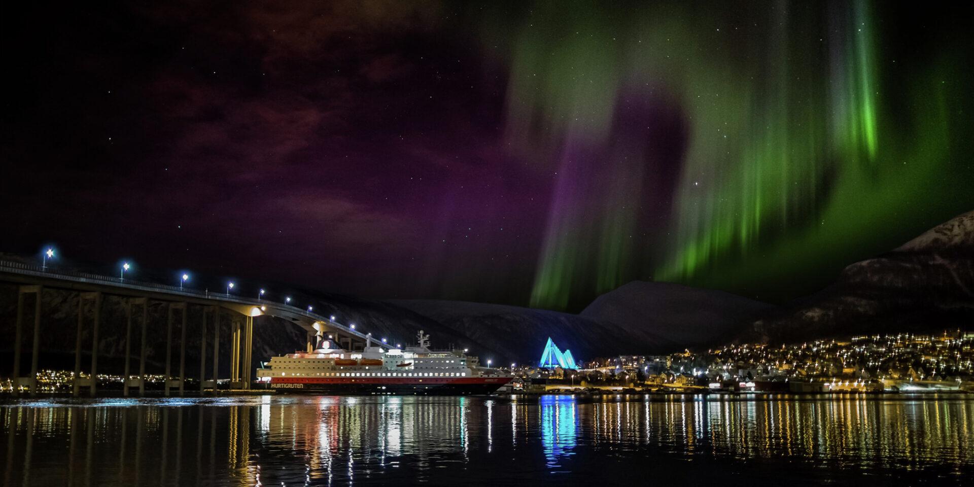 Tromso noorderlicht