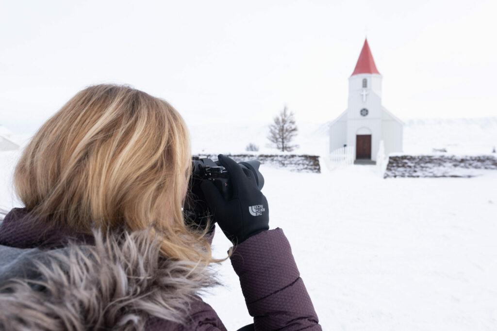 Noord-Ijsland Fotografiereis kerk