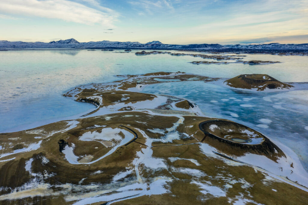 Noord-Ijsland Fotografiereis Myvatn