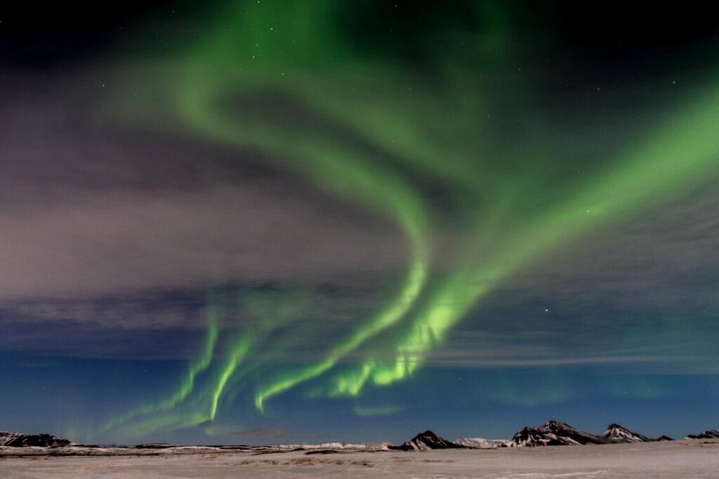 Noord-Ijsland Fotografiereis noorderlicht
