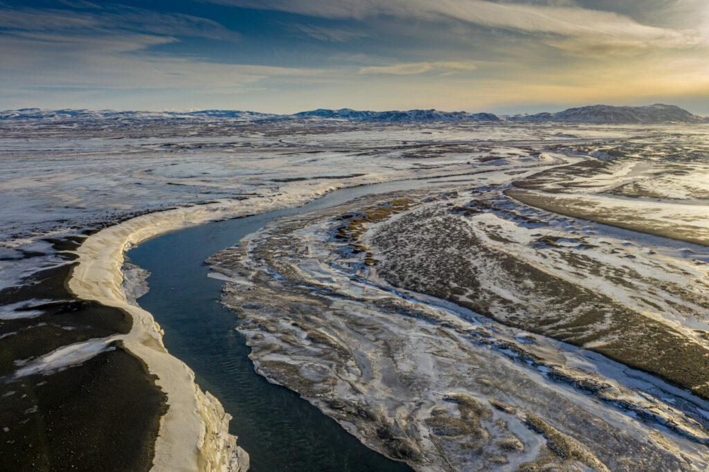 Noord-Ijsland Fotografiereis sneeuwlandschappen