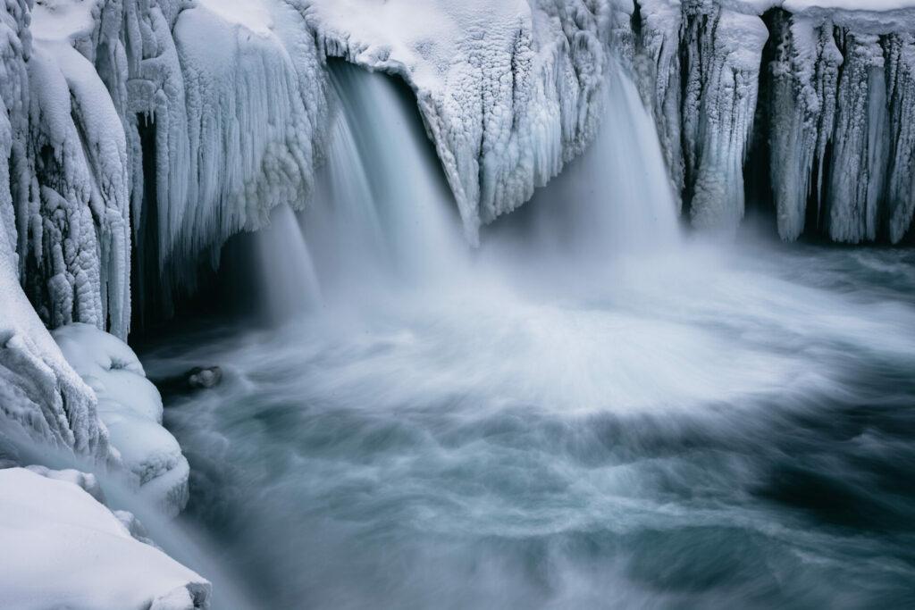 Noord-Ijsland Fotografiereis waterval