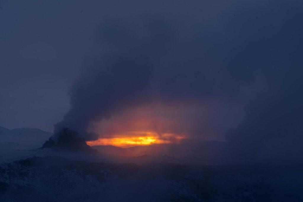 Noord-Ijsland Fotografiereis zwavelbron
