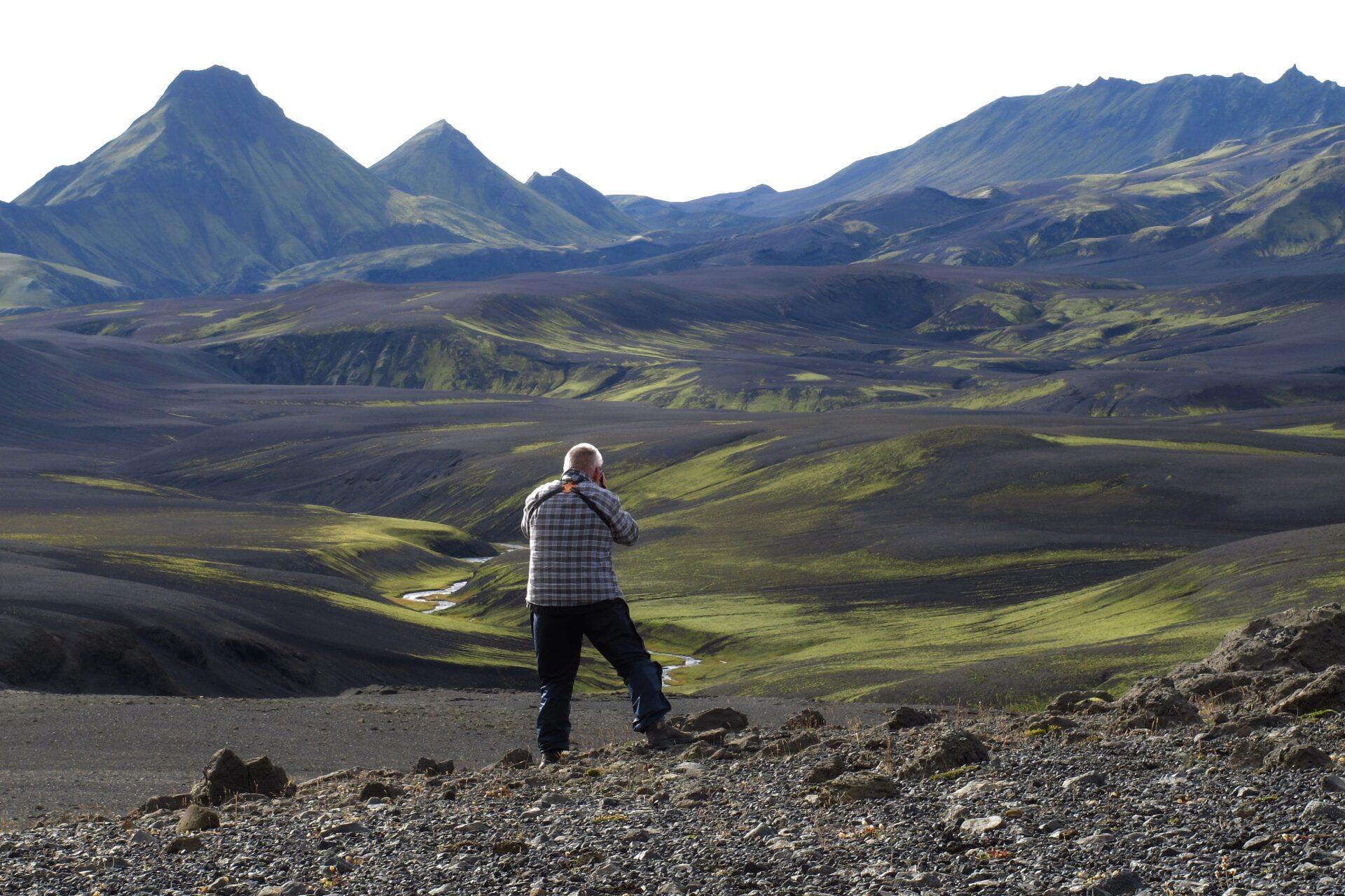 Fjallabak & het Vatnajökull NP