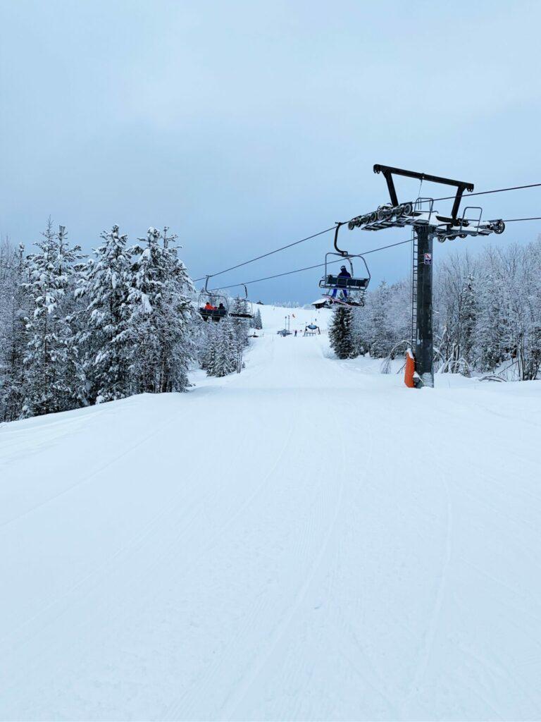 Skiën in Orsa