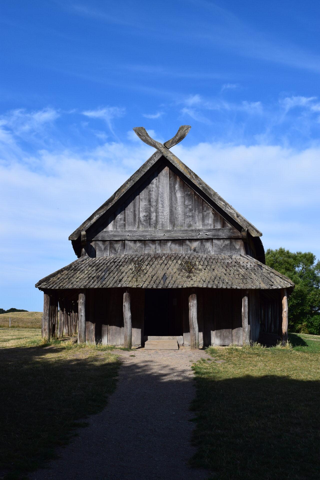 Museum Vikingburcht Trelleborg in Slagelse