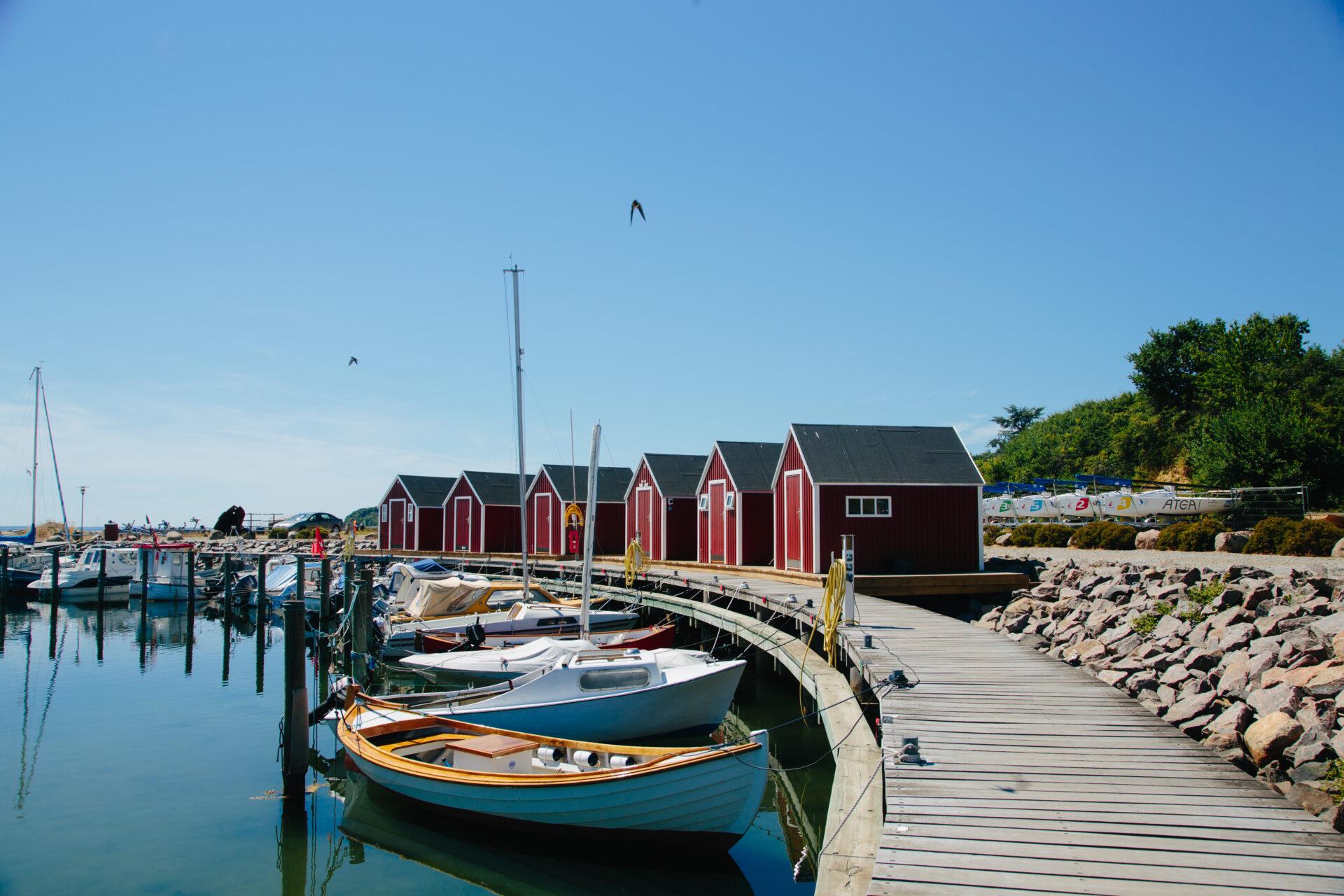 Haventje in Tåsinge