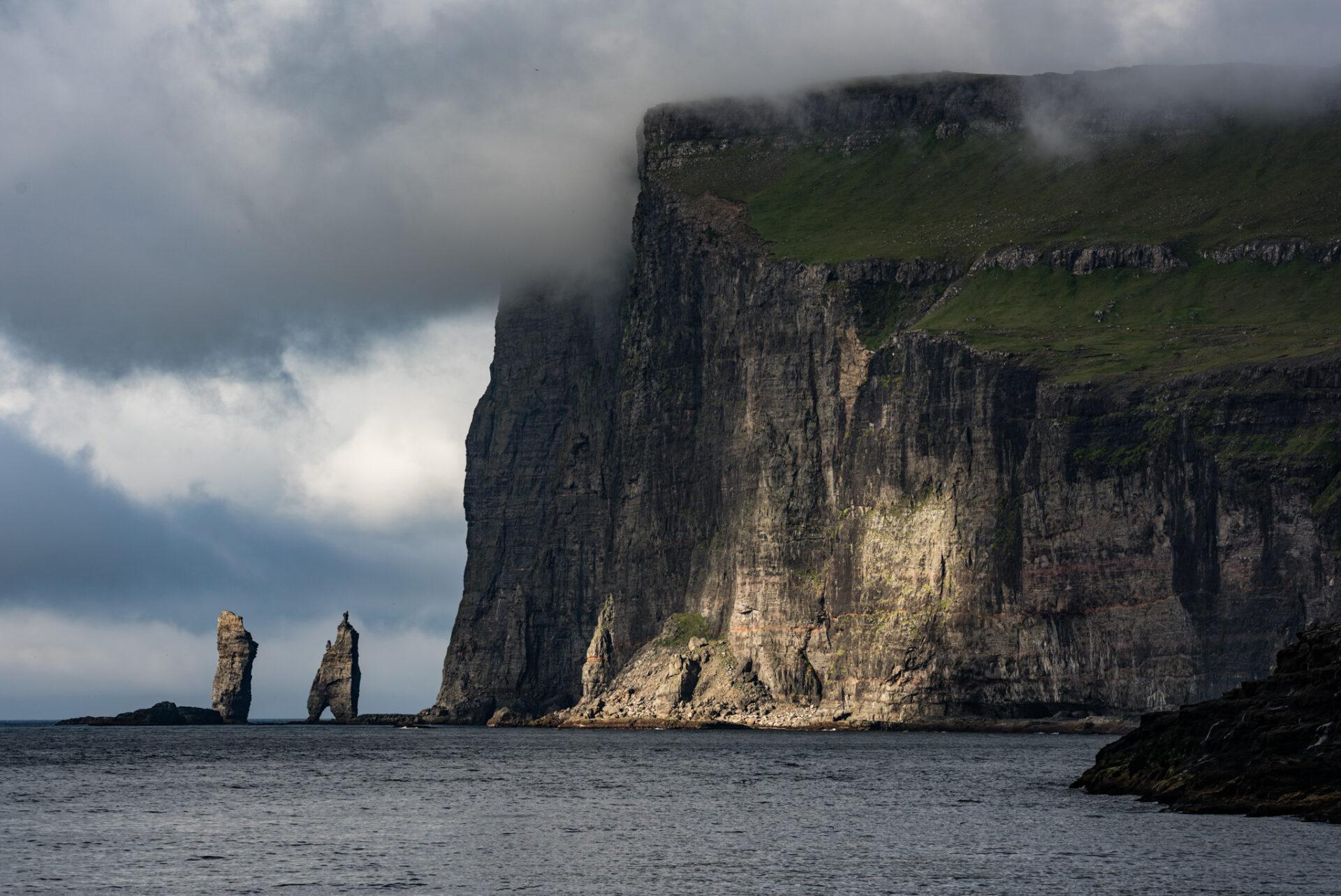 Woeste landschappen op Streymoy