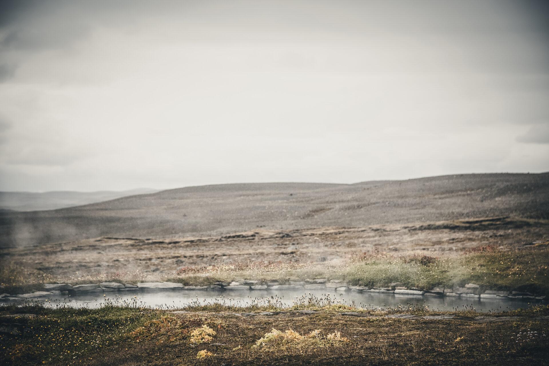 Warmwaterbad IJsland