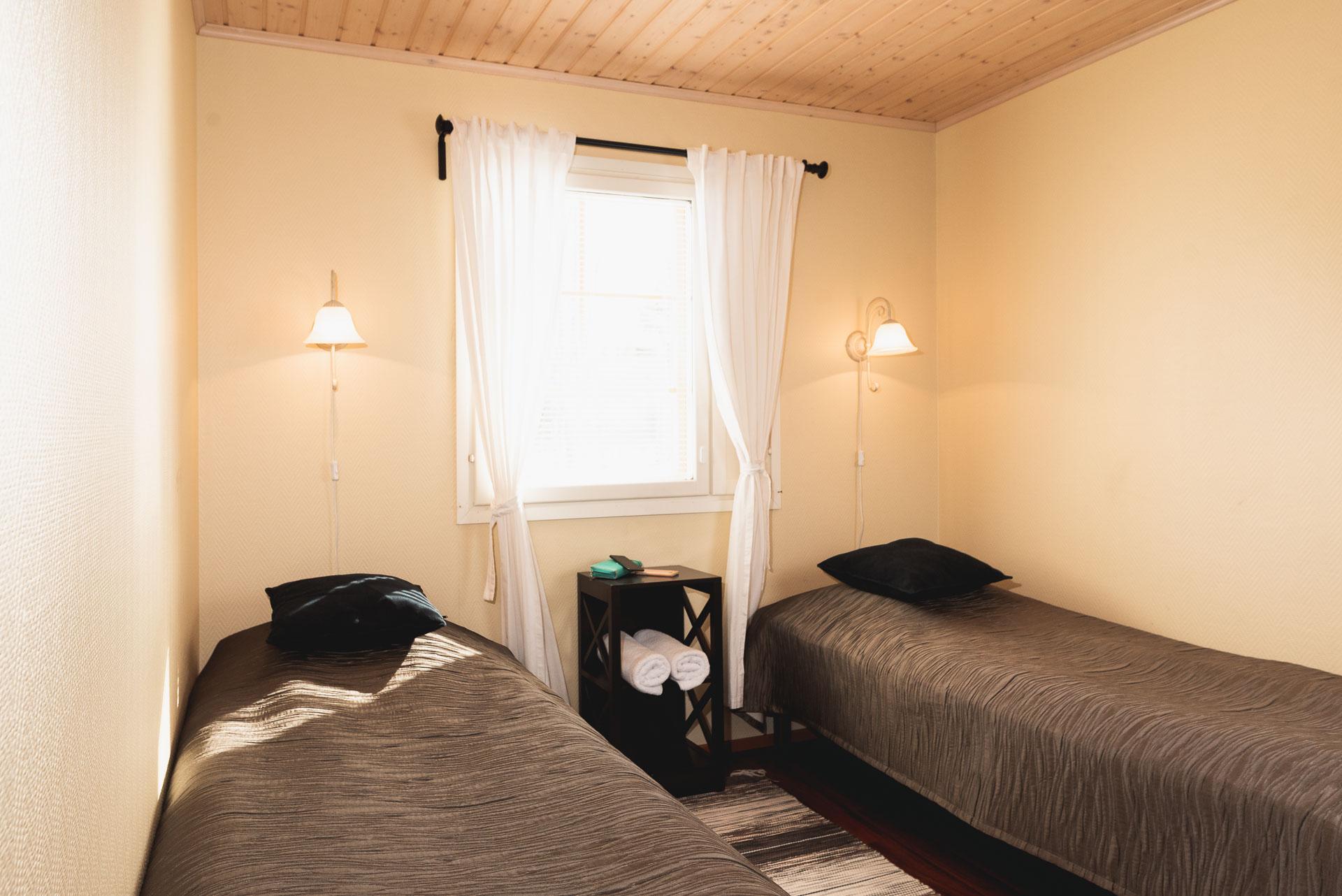 Riverside Apartment slaapkamer